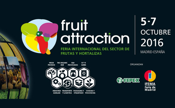 Fruit Attraction 2016 abre sus puertas